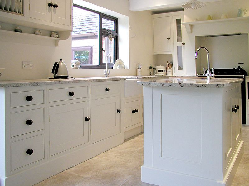 Kitchen project 1 for Shaker style kitchen uk