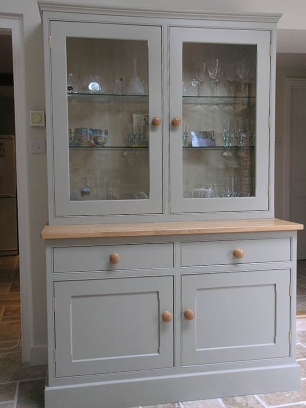 Kitchen dressers for Shaker style kitchen uk